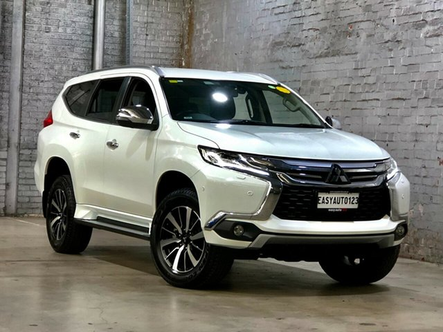Used Mitsubishi Pajero Sport QE MY19 Exceed Mile End South, 2019 Mitsubishi Pajero Sport QE MY19 Exceed White 8 Speed Sports Automatic Wagon