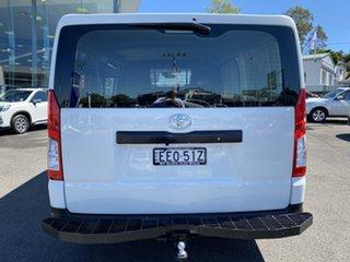 2019 Toyota HiAce GDH300R LWB White 6 Speed Manual Van