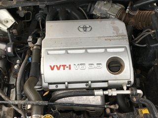 2005 Toyota Kluger MCU28R CV AWD Silver 5 Speed Automatic Wagon