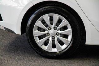 2019 Kia Cerato BD MY19 SI White 6 Speed Automatic Hatchback