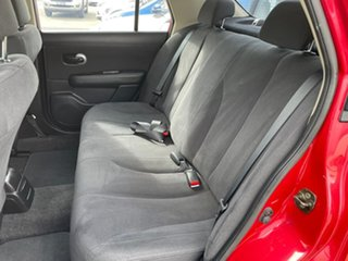 2006 Nissan Tiida C11 ST-L Red 6 Speed Manual Sedan