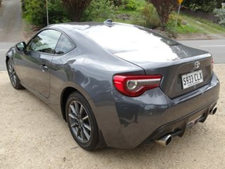 2020 Toyota 86 ZN6 GT Tornado Grey/charcoa 6 Speed Manual Coupe