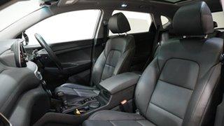 2020 Hyundai Tucson TL3 MY21 Highlander AWD Silver 8 Speed Sports Automatic Wagon