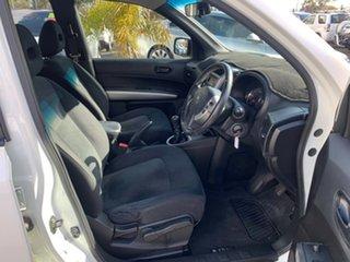 2013 Nissan X-Trail T31 Series V ST 2WD White 6 Speed Manual Wagon