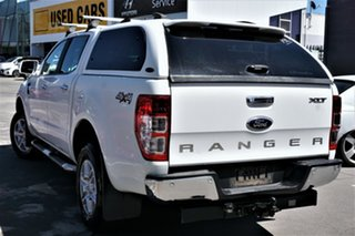2012 Ford Ranger PX XLT Double Cab 6 Speed Manual Utility