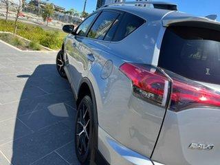 2018 Toyota RAV4 ASA44R GXL AWD Silver 6 Speed Sports Automatic Wagon.