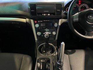 2008 Subaru Outback B4A MY08 Premium Pack D/Range AWD Gold 5 Speed Manual Wagon