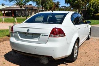 2012 Holden Commodore VE II MY12 Omega White 6 Speed Sports Automatic Sedan.