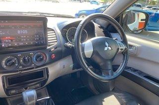 2013 Mitsubishi Triton GLX 4X4 MN MY13 Silver 4 Speed Auto Active Select Dual Cab