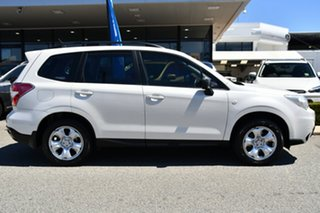 2012 Subaru Forester S4 MY13 2.0D AWD Satin White Pearl 6 Speed Manual Wagon