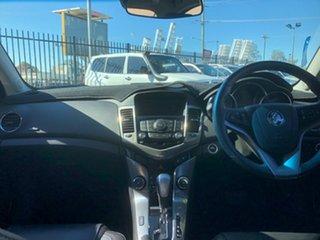 2014 Holden Cruze JH MY14 Z-Series Silver 6 Speed Automatic Sedan