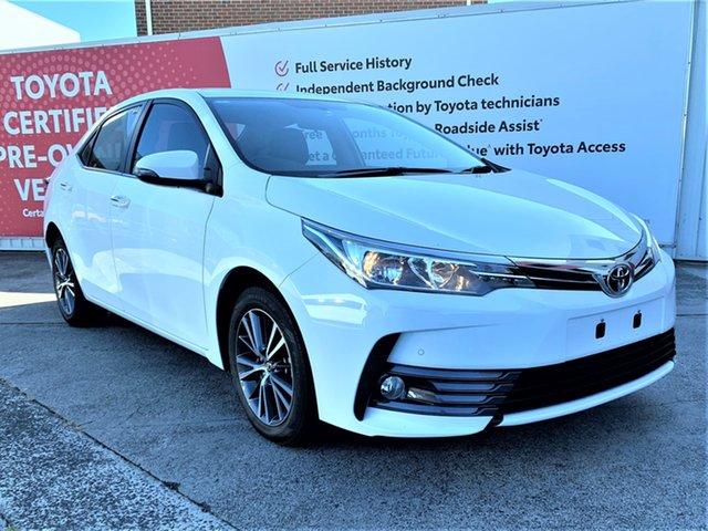 Pre-Owned Toyota Corolla Glen Waverley, Corolla Sedan SX 1.8L Petrol Auto CVT