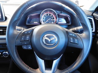 2014 Mazda 3 BM5436 SP25 SKYACTIV-MT GT Soul Red 6 Speed Manual Hatchback