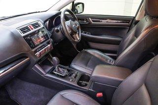 2015 Subaru Liberty B6 MY15 2.5i CVT AWD Premium Silver 6 Speed Constant Variable Sedan.