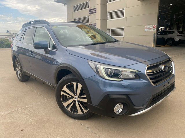 Used Subaru Outback B6A MY19 2.5i CVT AWD Premium Garbutt, 2019 Subaru Outback B6A MY19 2.5i CVT AWD Premium Grey 7 Speed Constant Variable Wagon