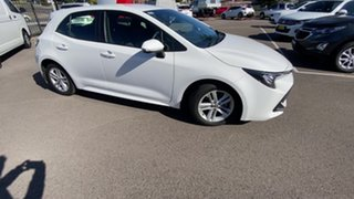 2019 Toyota Corolla Mzea12R Ascent Sport White 10 Speed Constant Variable Hatchback