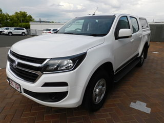 2020 Holden Colorado RG MY20 LS Pickup Crew Cab White 6 Speed Sports Automatic Utility