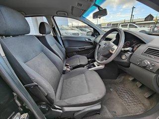 2008 Holden Astra AH MY08.5 CD Black 5 Speed Manual Hatchback