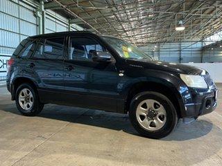 2005 Suzuki Grand Vitara JB Black 5 Speed Automatic Wagon.