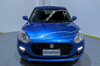 2020 Suzuki Swift AZ GL Navigator Blue 1 Speed Constant Variable Hatchback.