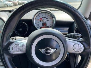 2009 Mini Hatch R56 Cooper D White 6 Speed Manual Hatchback