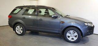 2012 Ford Territory SZ TX Seq Sport Shift AWD Grey 6 Speed Sports Automatic Wagon