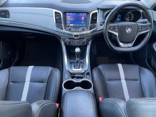 2013 Holden Caprice WN MY14 V White 6 Speed Sports Automatic Sedan.