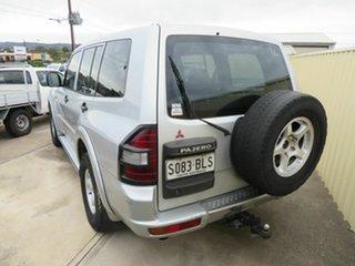 2000 Mitsubishi Pajero Silver 5 Speed Sports Automatic Wagon