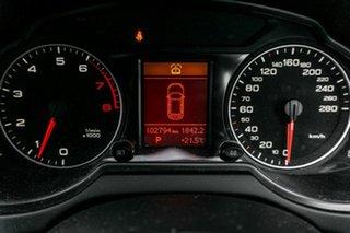 2012 Audi Q5 8R MY12 FSI S Tronic Quattro Grey 7 Speed Sports Automatic Dual Clutch Wagon