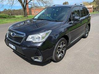 2013 Subaru Forester S4 XT Premium Grey Constant Variable Wagon.