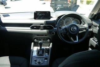 2021 Mazda CX-5 KF4WLA Maxx SKYACTIV-Drive i-ACTIV AWD Sport Blue 6 Speed Sports Automatic Wagon