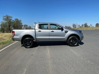 2021 Ford Ranger PX MkIII 2021.25MY XLS Aluminium 6 Speed Sports Automatic Double Cab Pick Up.