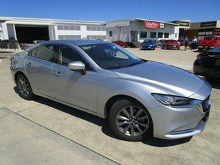 2020 Mazda 6 GL1033 Touring SKYACTIV-Drive Silver 6 Speed Sports Automatic Sedan.