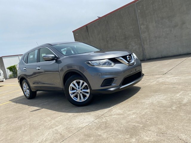 Used Nissan X-Trail T32 ST X-tronic 4WD Hervey Bay, 2016 Nissan X-Trail T32 ST X-tronic 4WD Grey 7 Speed Constant Variable Wagon