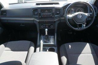 2017 Volkswagen Amarok 2H MY17 TDI420 4MOTION Perm Core White 8 Speed Automatic Utility