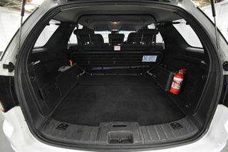 2015 Ford Territory SZ MkII TX Seq Sport Shift AWD White 6 Speed Sports Automatic Wagon