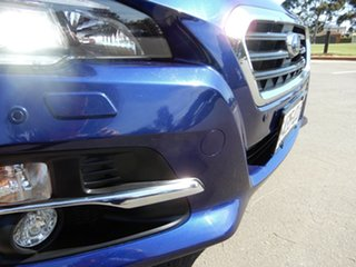 2017 Subaru Levorg V1 MY17 2.0 GT-S CVT AWD Blue 8 Speed Constant Variable Wagon