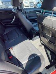 2008 BMW 118i E87 MY07 Upgrade Red 6 Speed Manual Hatchback