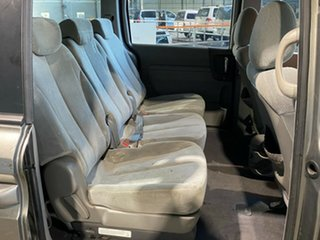 2010 Kia Carnival VQ MY11 S Silver 4 Speed Sports Automatic Wagon