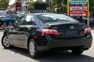 2006 Toyota Camry ACV40R Grande Black 5 Speed Automatic Sedan.