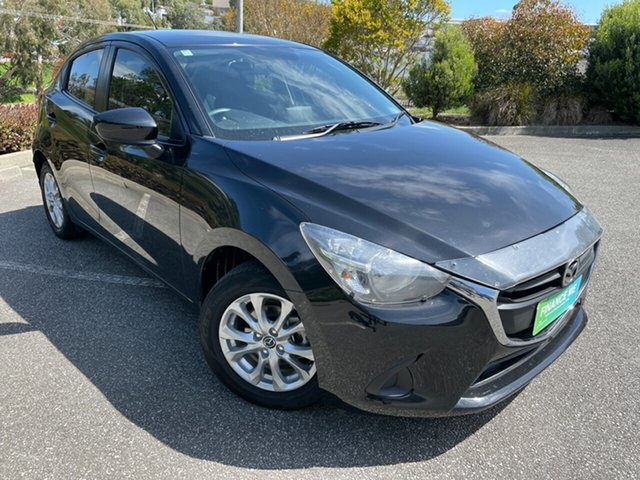 Used Mazda 2 DJ2HAA Maxx SKYACTIV-Drive Totness, 2015 Mazda 2 DJ2HAA Maxx SKYACTIV-Drive Black 6 Speed Sports Automatic Hatchback
