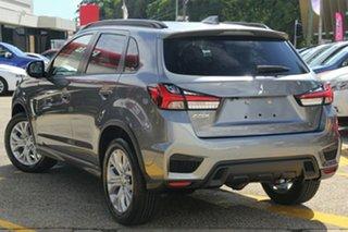 2021 Mitsubishi ASX XD MY21 ES Plus 2WD Titanium 1 Speed Constant Variable Wagon.