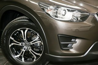 2016 Mazda CX-5 KE1072 Maxx Bronze 6 Speed Manual Wagon.