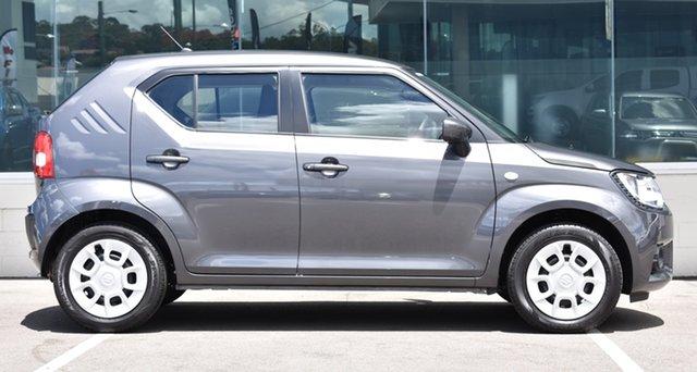 New Suzuki Ignis MF Series II GL Cardiff, 2021 Suzuki Ignis MF Series II GL Mineral Grey 1 Speed Constant Variable Hatchback