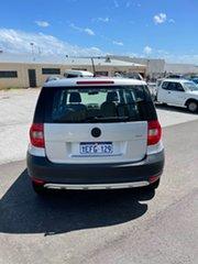 2013 Skoda Yeti 5L MY13 77 TSI (4x2) Silver 6 Speed Manual Wagon