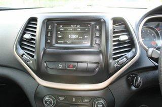 2014 Jeep Cherokee KL MY15 Sport Silver 9 Speed Sports Automatic Wagon