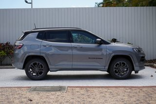 2021 Jeep Compass M6 MY21 80th Anniversary Grey Magnesio 9 Speed Automatic Wagon.