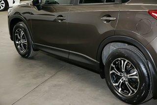 2016 Mazda CX-5 KE1072 Maxx Bronze 6 Speed Manual Wagon