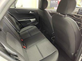 2021 Kia Picanto JA MY22 S Sparkling Silver 4 Speed Automatic Hatchback