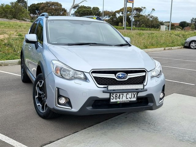 Used Subaru XV G4X MY17 2.0i-S Lineartronic AWD Victor Harbor, 2017 Subaru XV G4X MY17 2.0i-S Lineartronic AWD Silver 6 Speed Constant Variable Wagon